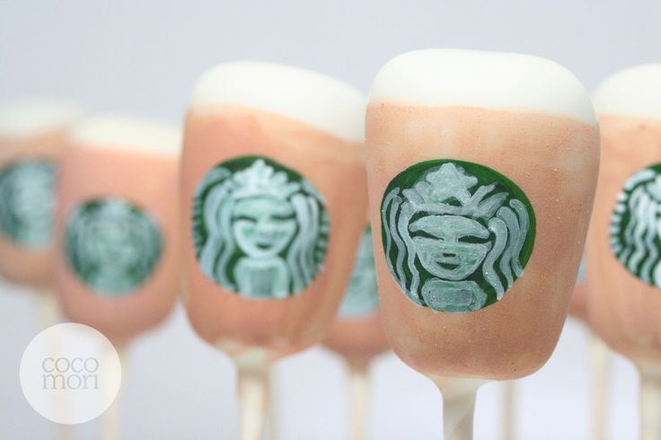 Starbucks Birthday Cake Pop Kit