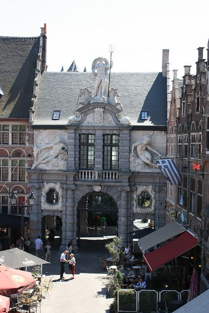 Ghent, Belgium been here absolutely beautiful