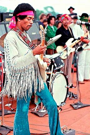 Woodstock (1970) Hendrix