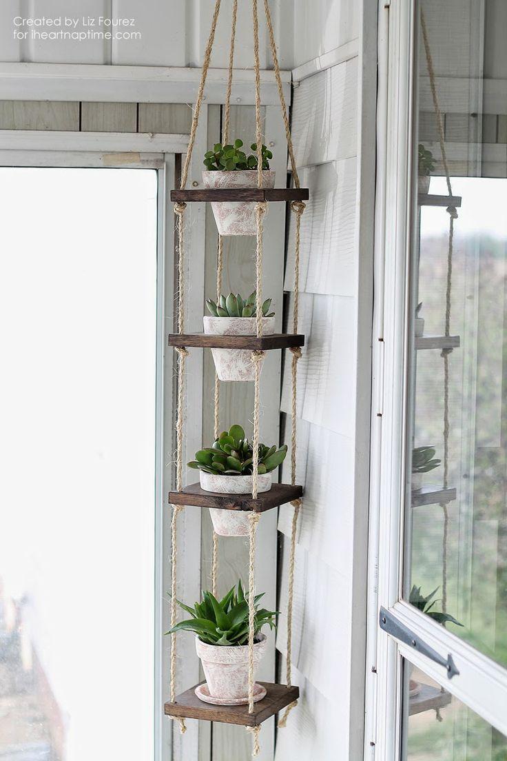 jardim vertical com tutorial