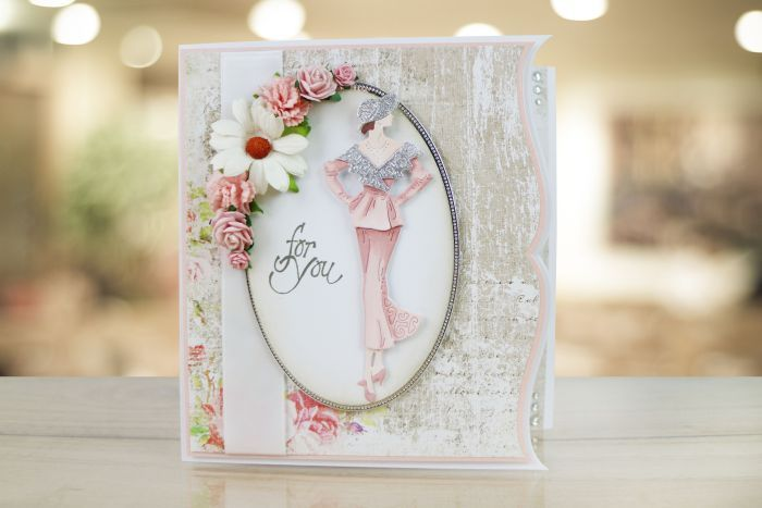 Tattered Lace Art Deco Collection # cards #cardmaking #papercraft #creative #antique #beautiful #paper #card #design #floral #pretty #dainty #inspiration #cute #interesting #3D #special #lovely #vintage #era #retro #20s #30s