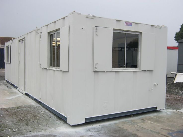 32ft x 10ft Anti Vandal Portable Cabin For Sale---. KITCHEN AREA HAS A WATER HEATER AND WATER BOILER FITTED. VERY GOOD OPEN PLAN OFFICE or WORK PLACE. Transport can be arranged at very reasonable rates and will have a hiab crane to place your new cabin or container exactly where required anywhere in the UK including the Shetland islands. | eBay! #PortableShedPlan