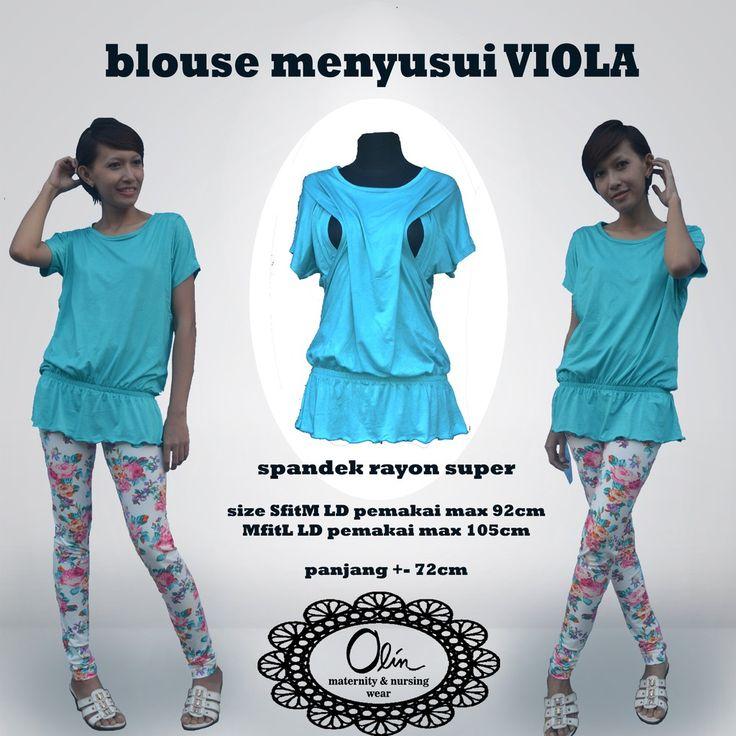 Saya menjual Baju Menyusui Viola seharga $75000.00. Dapatkan produk ini hanya di Shopee! https://shopee.co.id/bajumenyusuioline/64219894 #ShopeeID