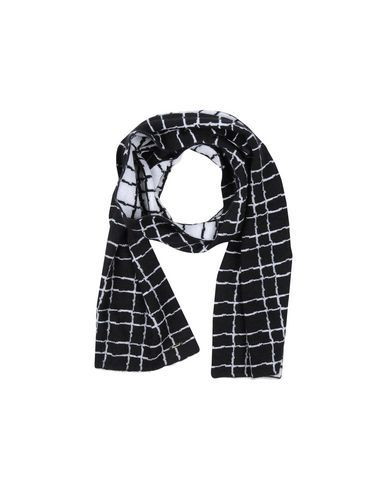 Prezzi e Sconti: #Dsquared2 sciarpa uomo Nero  ad Euro 140.00 in #Dsquared2 #Uomo accessori sciarpe