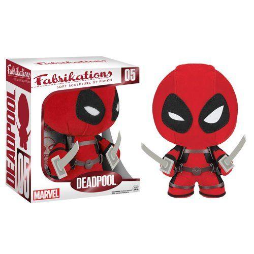 Funko Deadpool Fabrikations Plush FunKo http://www.amazon.ca/dp/B00JEYV426/ref=cm_sw_r_pi_dp_dl8vub1Q859K5