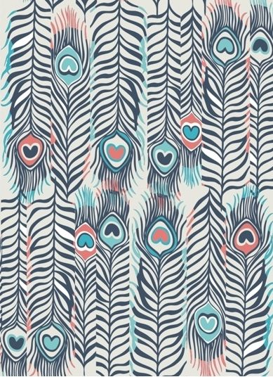 Super cute pattern would be a cute dress skirt or bag