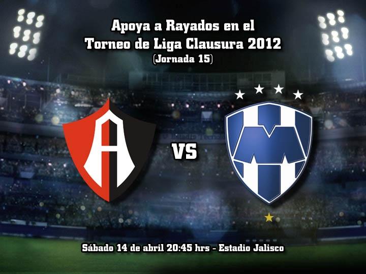 Rayados vs Atlas