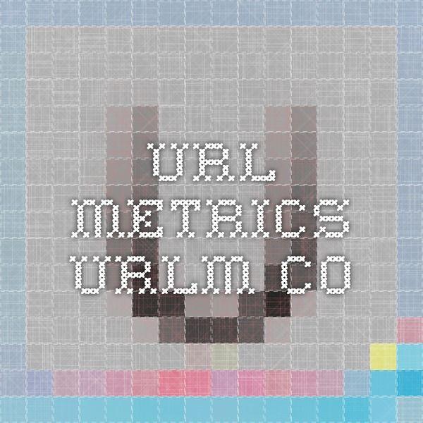 url metrics urlm.co