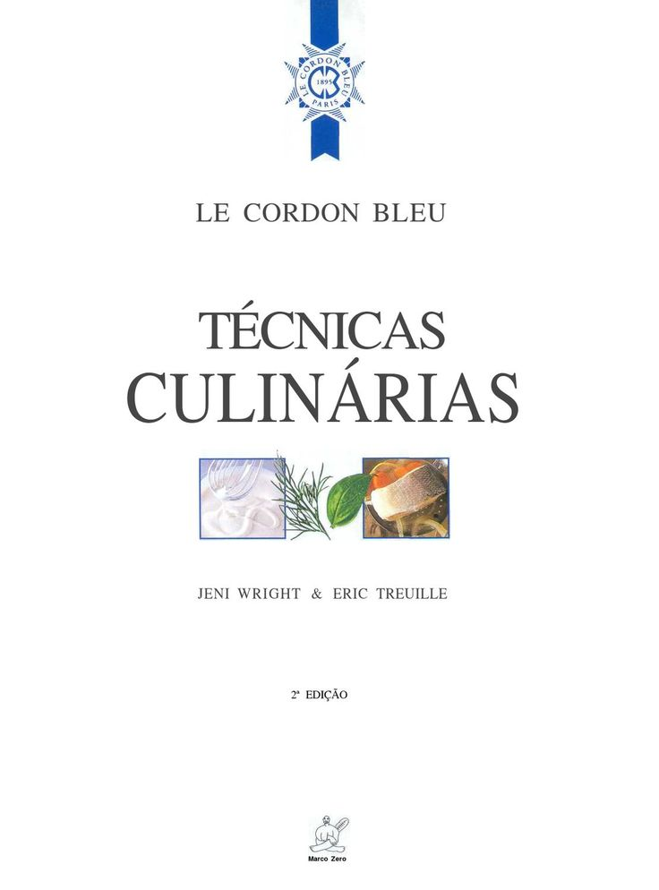 Um Manual que tem o objetivo de passar toda a técnica da cozinha francesa. Um presendo do espaçoDOgoumet, para os amantes e profissionais da gastronomia.