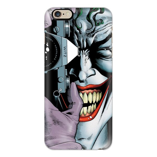 Joker for Iphone - iPhone 6s Case,iPhone 6 Case,iPhone 6s Plus... ($40) ❤ liked on Polyvore featuring accessories, tech accessories, phone case, iphone case, clear iphone cases, iphone cases, iphone cover case, slim iphone case and apple iphone cases