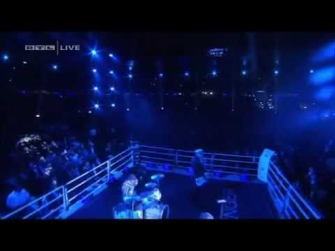 Triggerfinger - I Follow Rivers (LIVE 07.07.12) (Wladimir Klitschko vs. Tony Thompson)