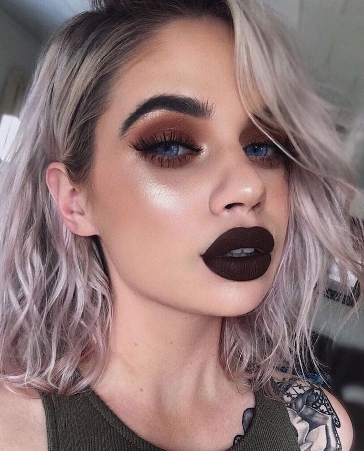 Lauren Rohrer makeup Pinterest: soniamoonchild