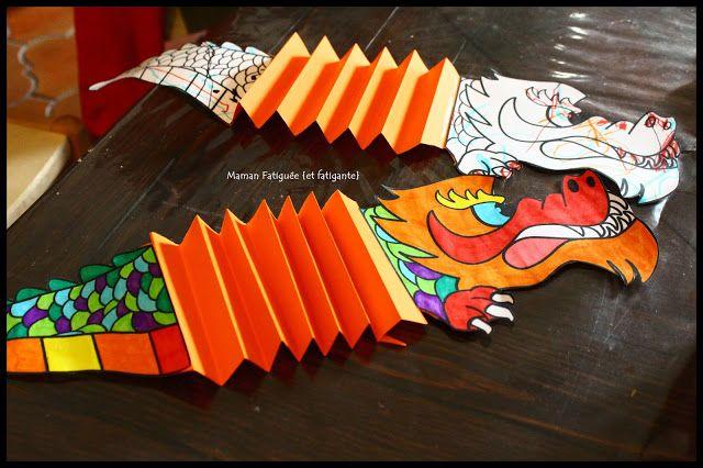 Activit d coration nouvel an chinois voyageons ludique for Decoration nouvel an chinois