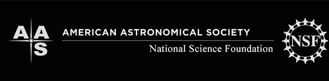 Teaching Resources: A great collection of activities, lesson plans and videos from the American Astronomical Society