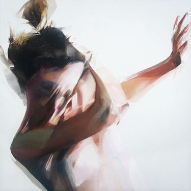 "Saatchi Online Artist Simon Birch; Painting, ""Spinal Mount Starcracker"" #art"