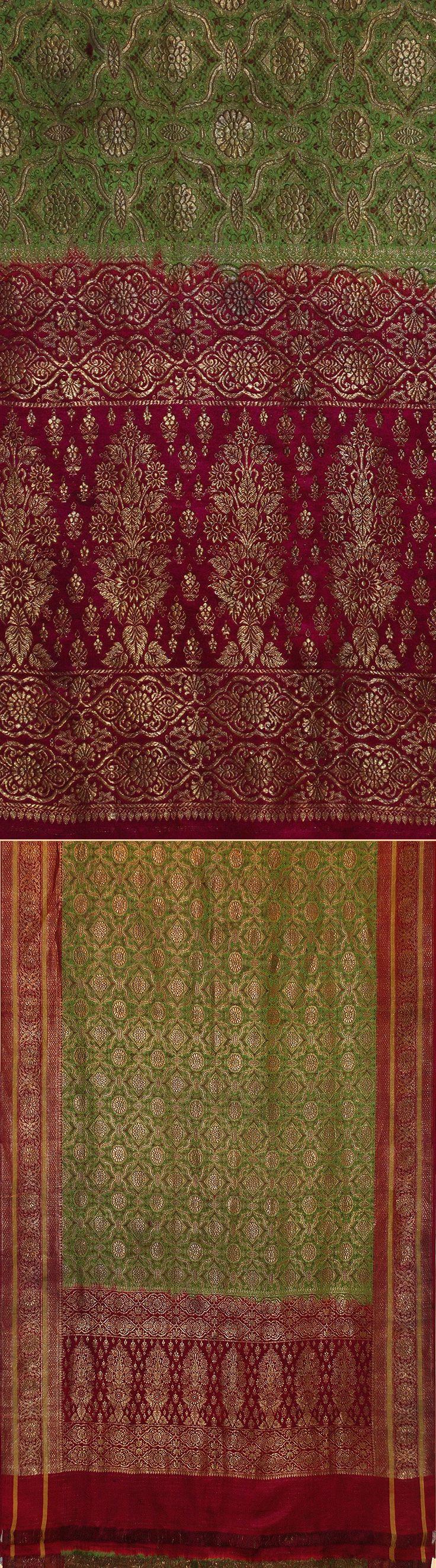 Indian Textiles - TextileAsArt.com, Fine Antique Textiles and Antique Textile Information