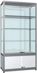 Cam Vitrin Dolaplı Sürgülü Kapı-Geniş , Cam vitrin, Ürün Standı Raflı,ürün standı,ürün stand,ürün standları,ürün teşhir standı, teşhir standı, fuar stand, fiyatları sergilesene.com da bulabilirsiniz.
