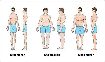 Ok folks.Since many people (or like everyone in the whole universe) compare their bodies to others, let's have a little science lesson.Since for...