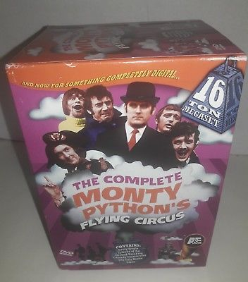 The Complete Monty Python's Flying Circus -16 DVD Set