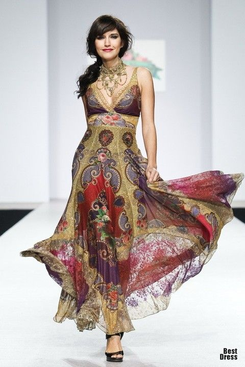 Michal Negrin 2011 Couture Collection.