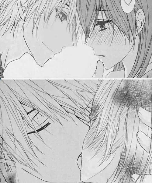 Kurosaki & Teru.<3 Dengeki Daisy