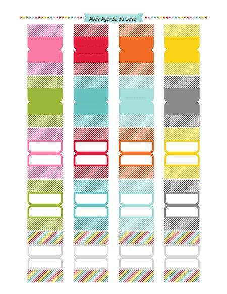 43 best Agenda da Casa images on Pinterest Organizers, Calendar - agenda