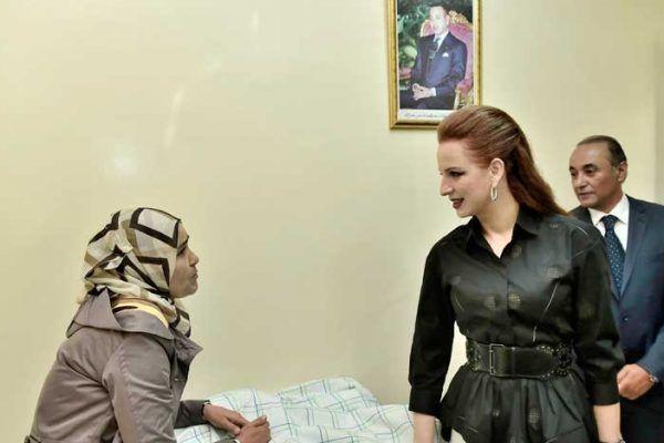Morocco Celebrates 39th Birthday of Princess Lalla Salma