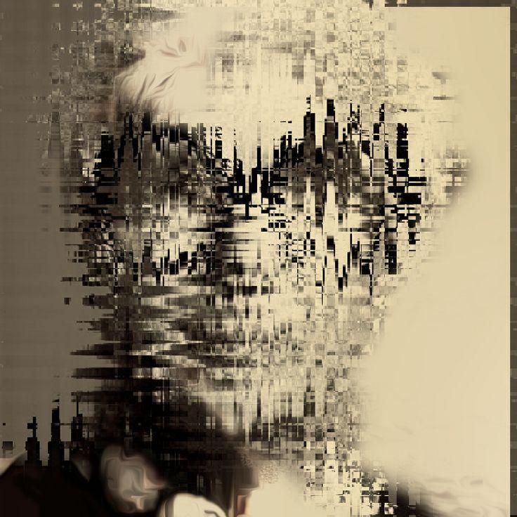 ritratto digitale