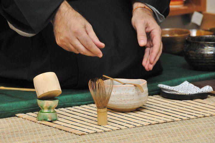 Lonato del Garda cerimonia del tè giapponese partecipativa, dovrei potrai gustare il famoso tè Matcha
