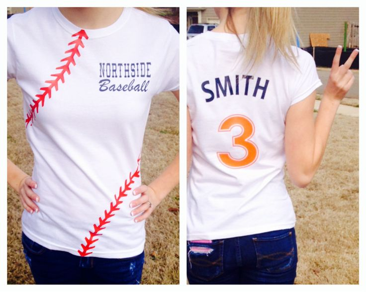 Baseball t shirt. Perfect for moms, sisters and girlfriends. $25. Monogram. Name. Sports number