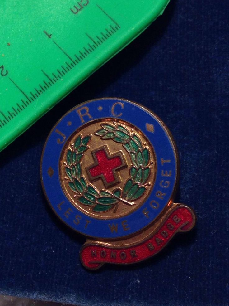 A personal favourite from my Etsy shop https://www.etsy.com/au/listing/530764933/jrc-lest-we-forget-honor-badge-millers