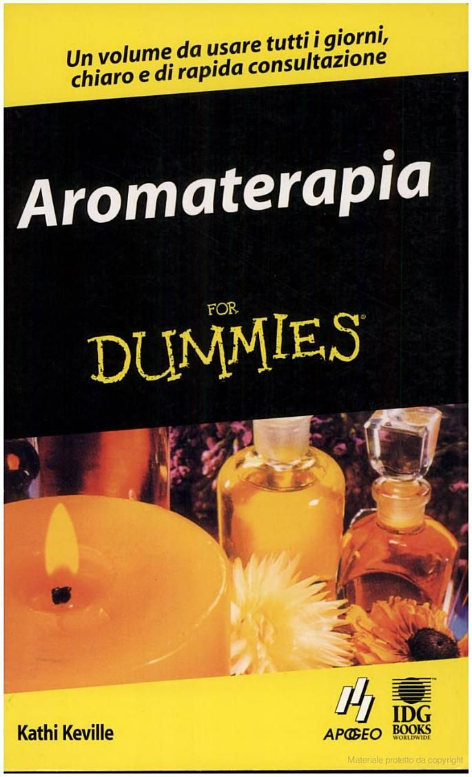 Aromaterapia For Dummies