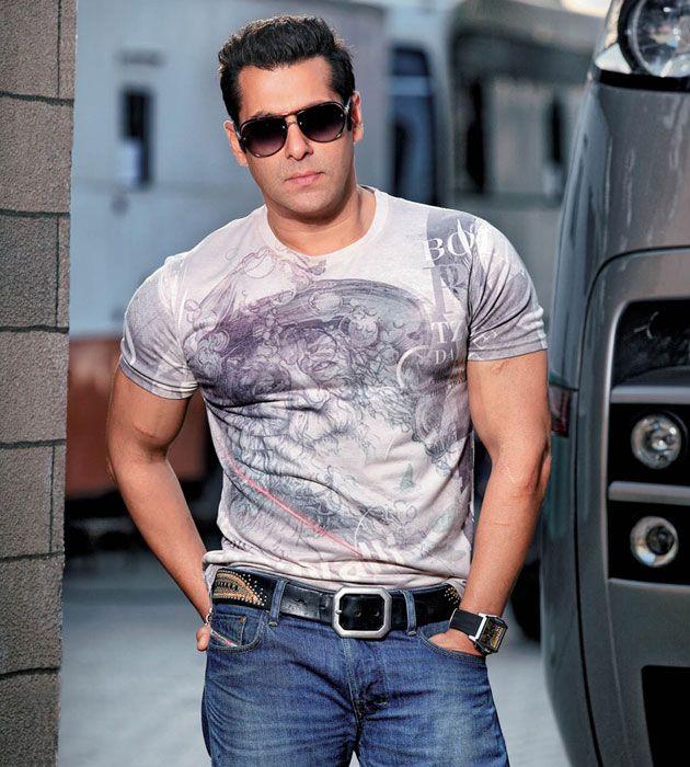 #SalmanKhan in Pahalgam to shoot 'Bajrangi Bhaijaan'