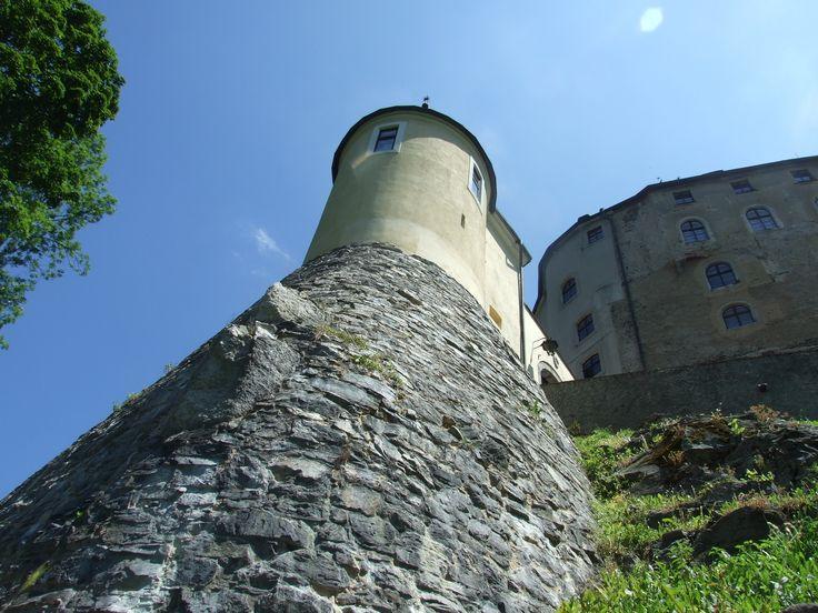 Český Šternberk (distr.Benešov u Prahy) - gate´s tower