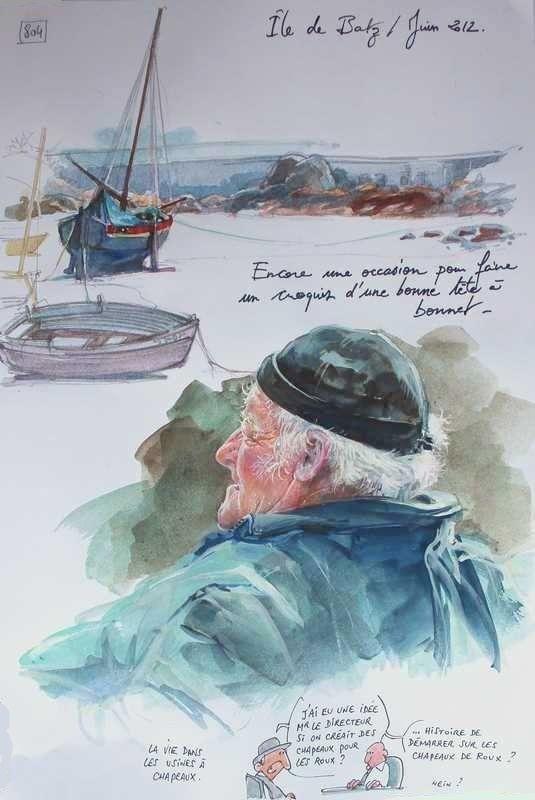 Le blog de yal - Une Bretagne par les Contours - Île de Batz