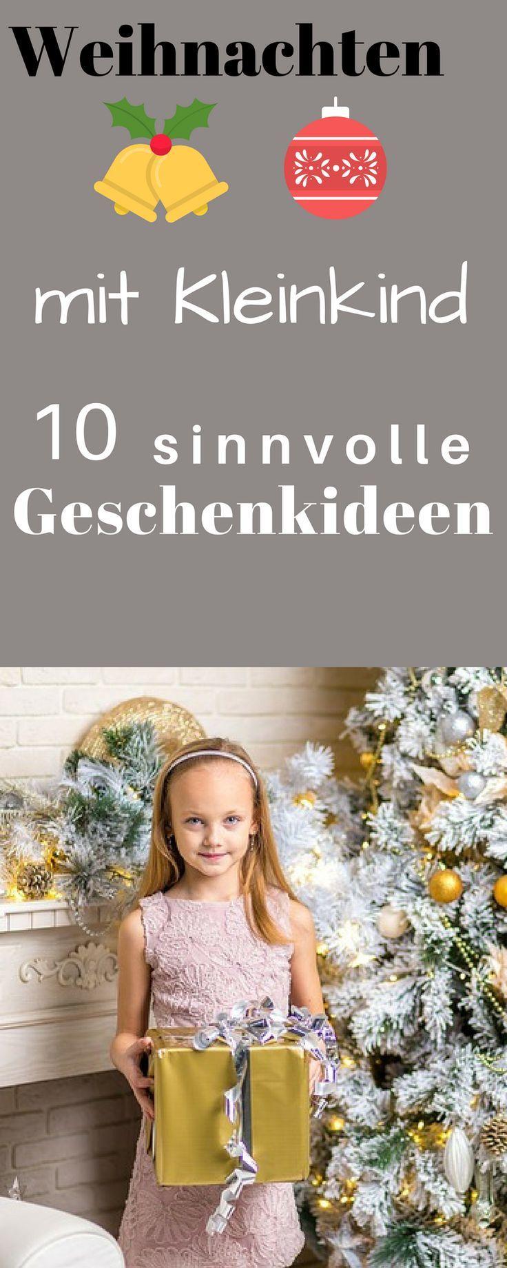 Sinnvolle Weihnachtsgeschenke für Kleinkinder zwischen 1-3 Jahren ...