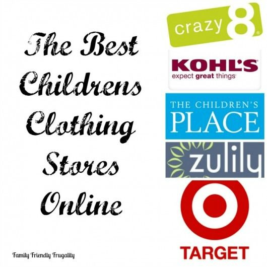 The Best Childrens Clothing Stores Online