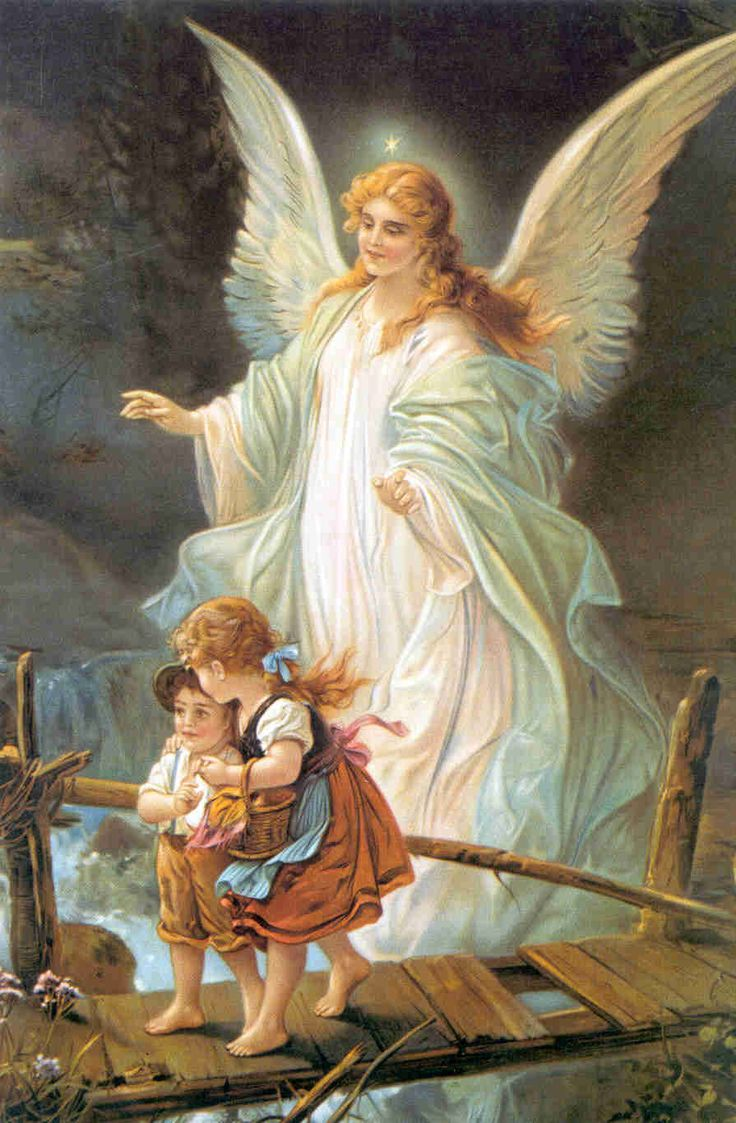 Angel Prayer: