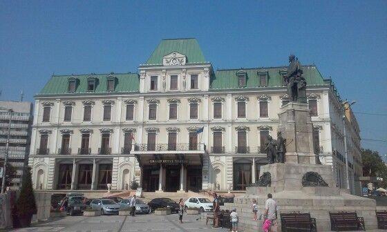 Grand Hotel Traian, Iași, Romania