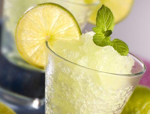 Erfrischend, lecker, fettfrei: Die Granita. fem.com kennt die besten Rezepte.