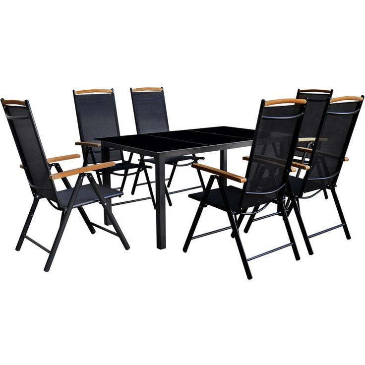 Mejores 9 imágenes de mesas y sillas en Pinterest | Sillas, Aluminio ...