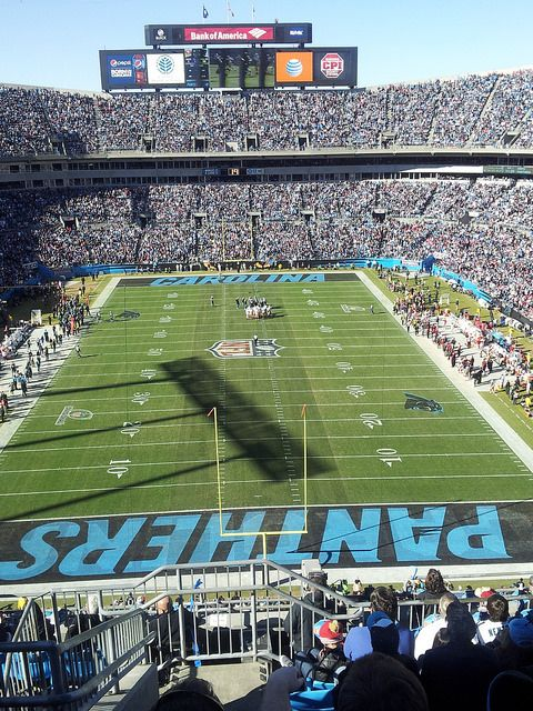 Carolina Panthers - Bank of America Stadium - Charlotte, North Carolina