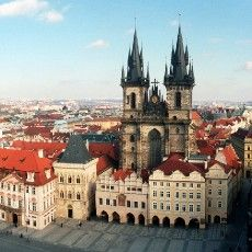Places - Prague.eu