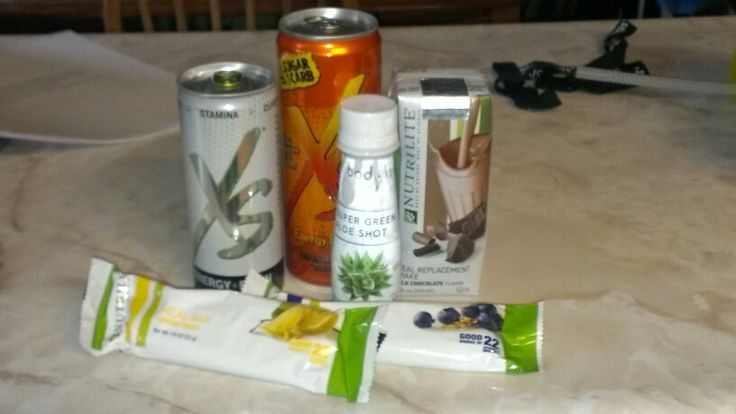 Amway's Nutrilite Weight Loss Program
