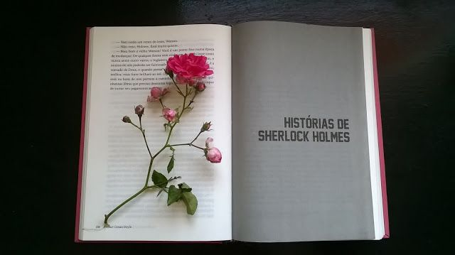 Entre Frases e Palavras: Histórias de Sherlock Holmes - Arthur Conan Doyle