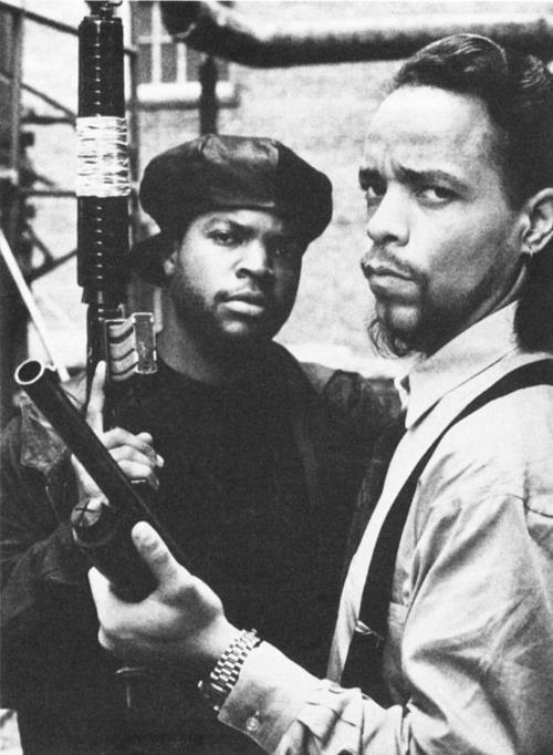 Ice Cube & Ice T