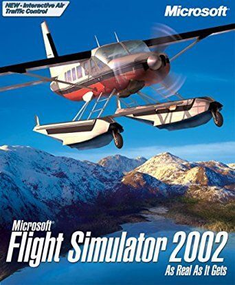 Full Version PC Games Free Download: Microsoft Flight Simulator 2002 Download PC Game F...
