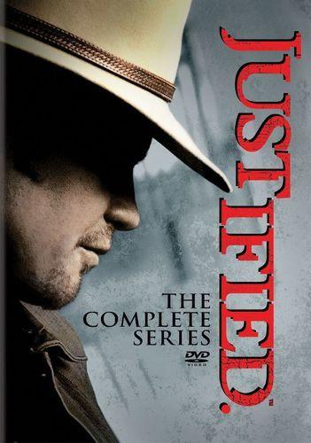 Justified: Seasons 1-6 [DVD]