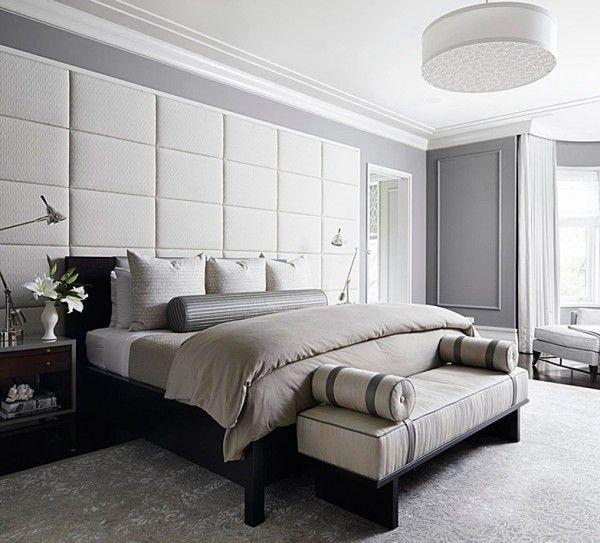 Bedroom Wall Colours Images Bedroom Color Ideas Pinterest Loft Bed Bedroom Ideas Multi Color Bedroom Ideas: Best 25+ Upholstered Walls Ideas On Pinterest