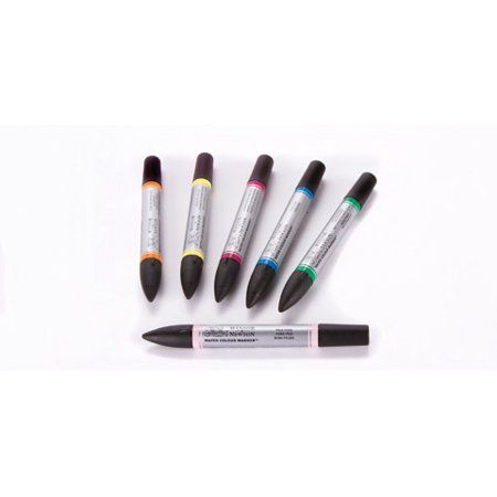 Winsor Newton Watercolor Marker Set Dual Tips Assorted Colors